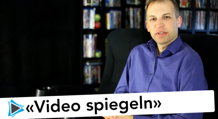 Videos spiegeln mit Pinnacle Studio 19