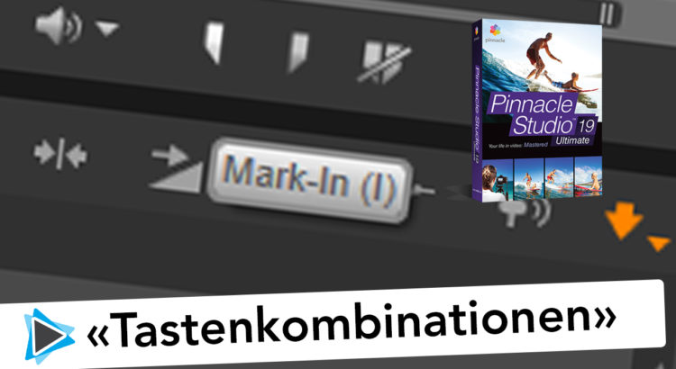 Tastenkombinationen in Pinnacle Studio Deutsch Video Tutorial