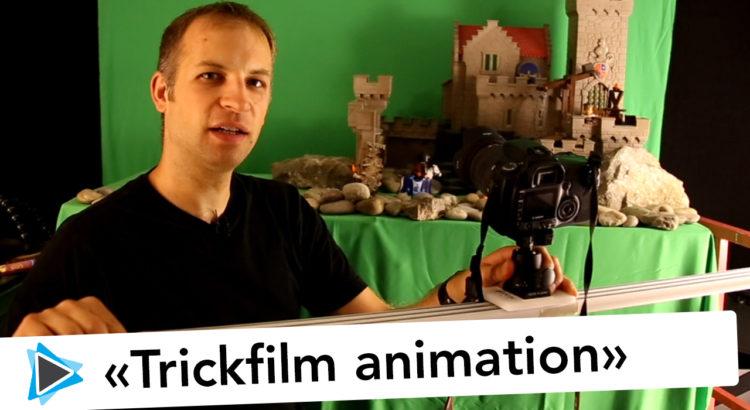 Trickfilm Animation mit Pinnacle Studio 19 Deutsch Stop Motion Tutorial Making of