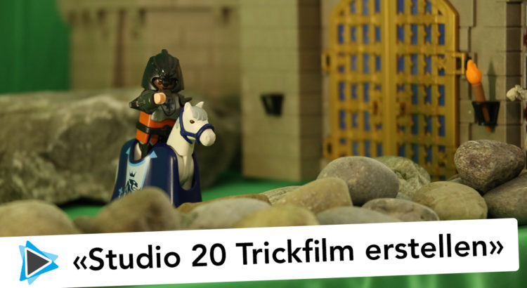 Neu in Pinnacle Studio 20 Deutsch Trickfilm Animation Stop Motion Video Tutorial