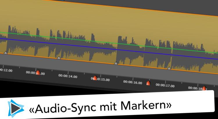 Markierungen und Marker setzen auf einem Clip und der Timeline Pinnacle Studio 20 Deutsch Tutorial