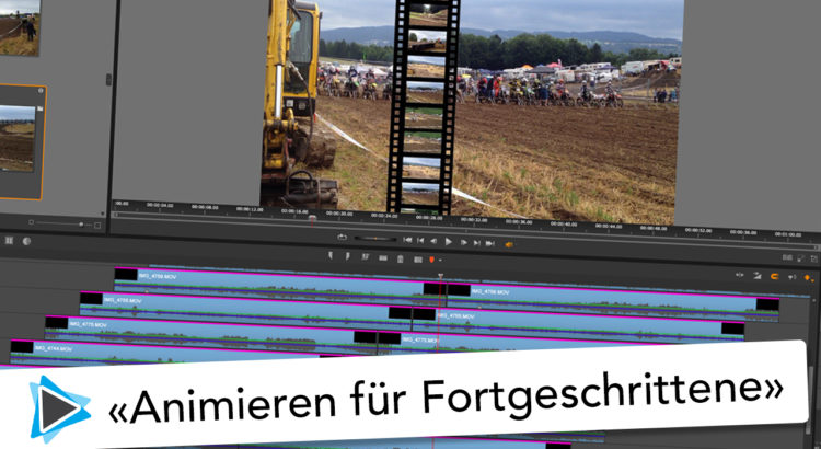 Animierter Filmstreifen für Fortgeschrittene mit Pinnacle Studio Deutsch Video Tutorial Bild in Bild